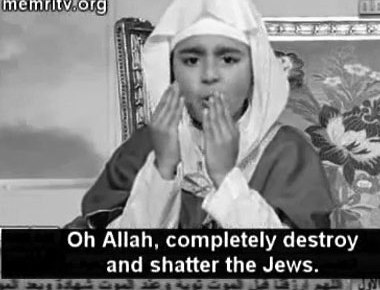 The palestinian people and the jews?