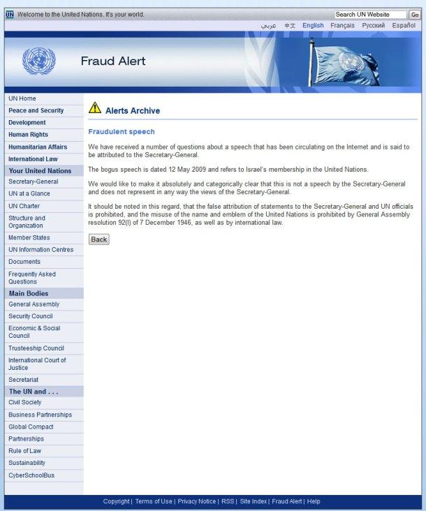 fraud-speech