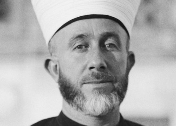 Haj Amin al-Husseini, Grand Mufti of Jerusalem