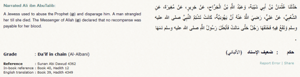 hadith-jew-insulted-prophet-was-strangled1